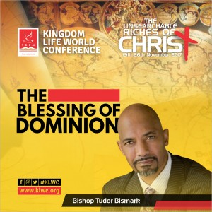 The Blessing Of Dominion by Bishop Tudor Bismark
