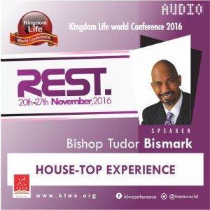 House-Top Experience by Dr. Tudor Bismark (AUDIO)