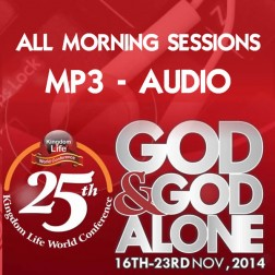 KLWC 2014 Morning Sessions (Mp3)