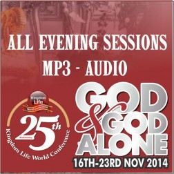 KLWC 2014 Evening Sessions (Mp3)